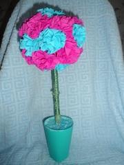 Распродажа!Топиарии и букеты цветов ручной работы,  все по 1500