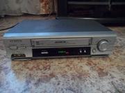 Продам видеомагнитофон Самсунг SVR - 653