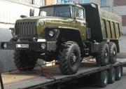 Продам а/м Урал 55571 самосвал совок