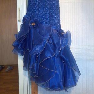 новое вечернее платье  Цвет ОРГАНЗА
